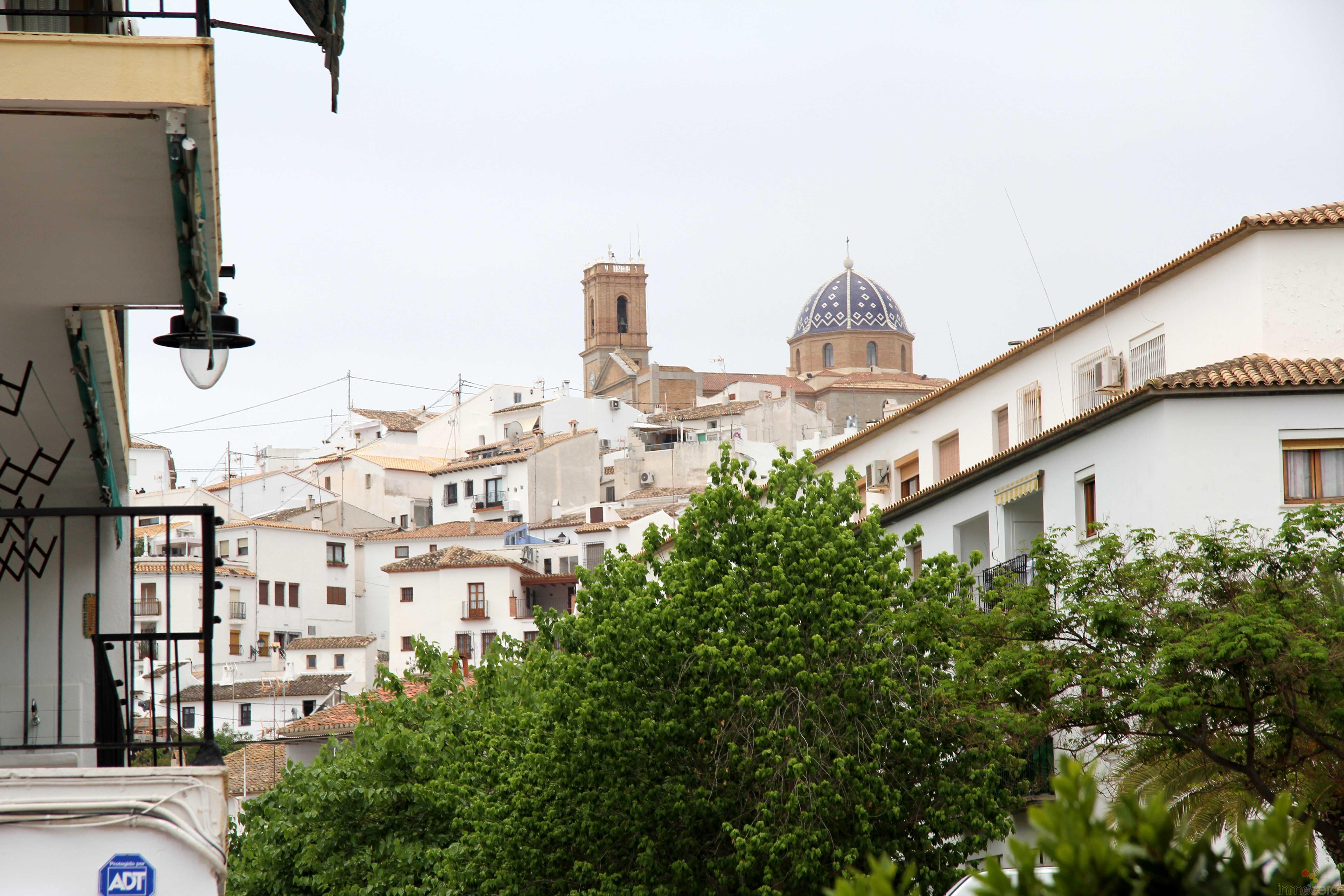 Алтея недвижимость испании